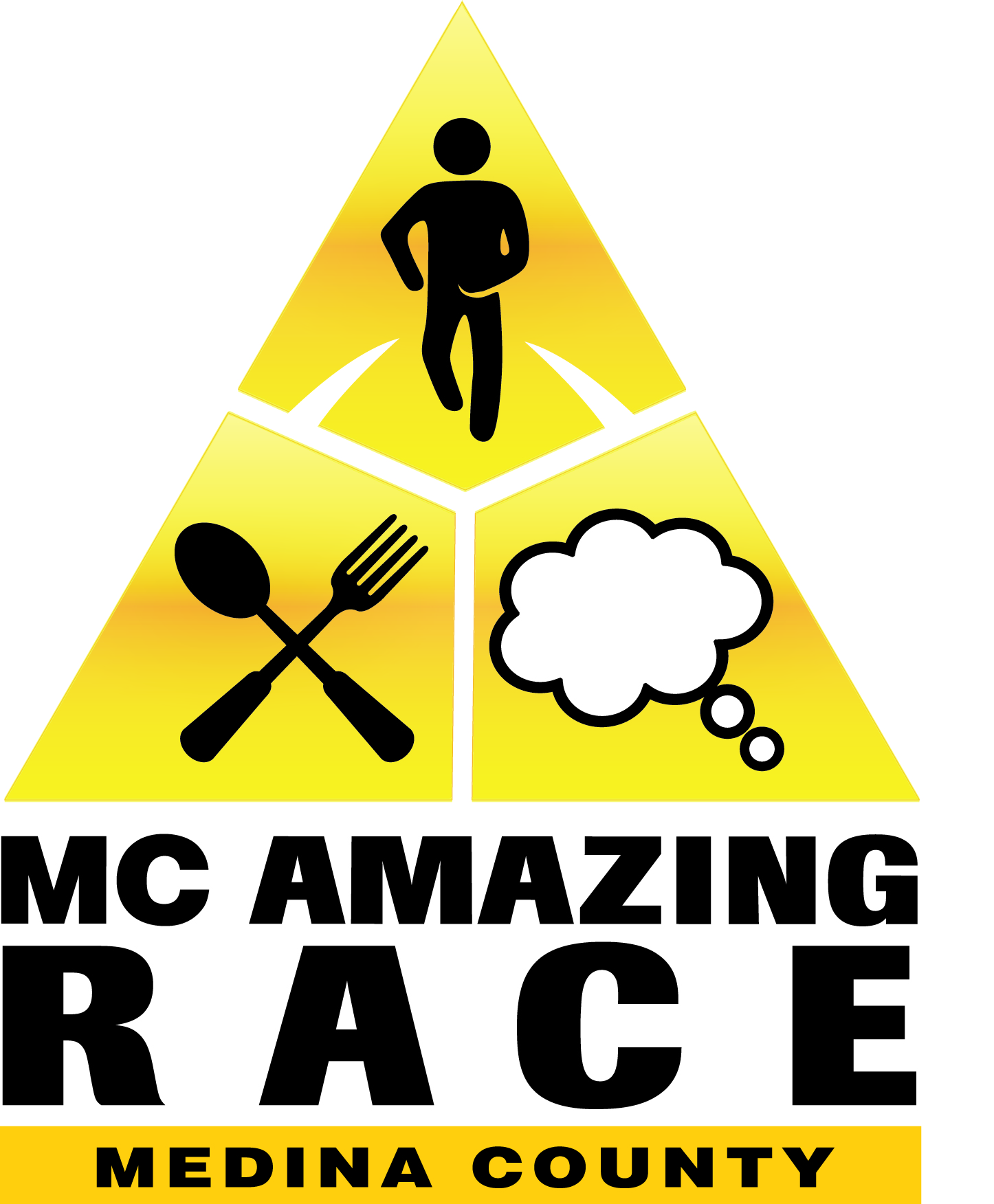 2019 Mc Amazing Race Logo 2 Leadership Medina County