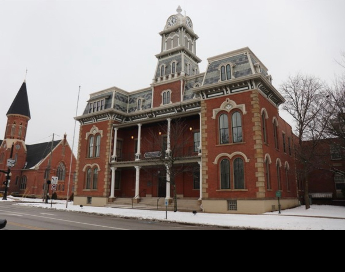 medina courthouse