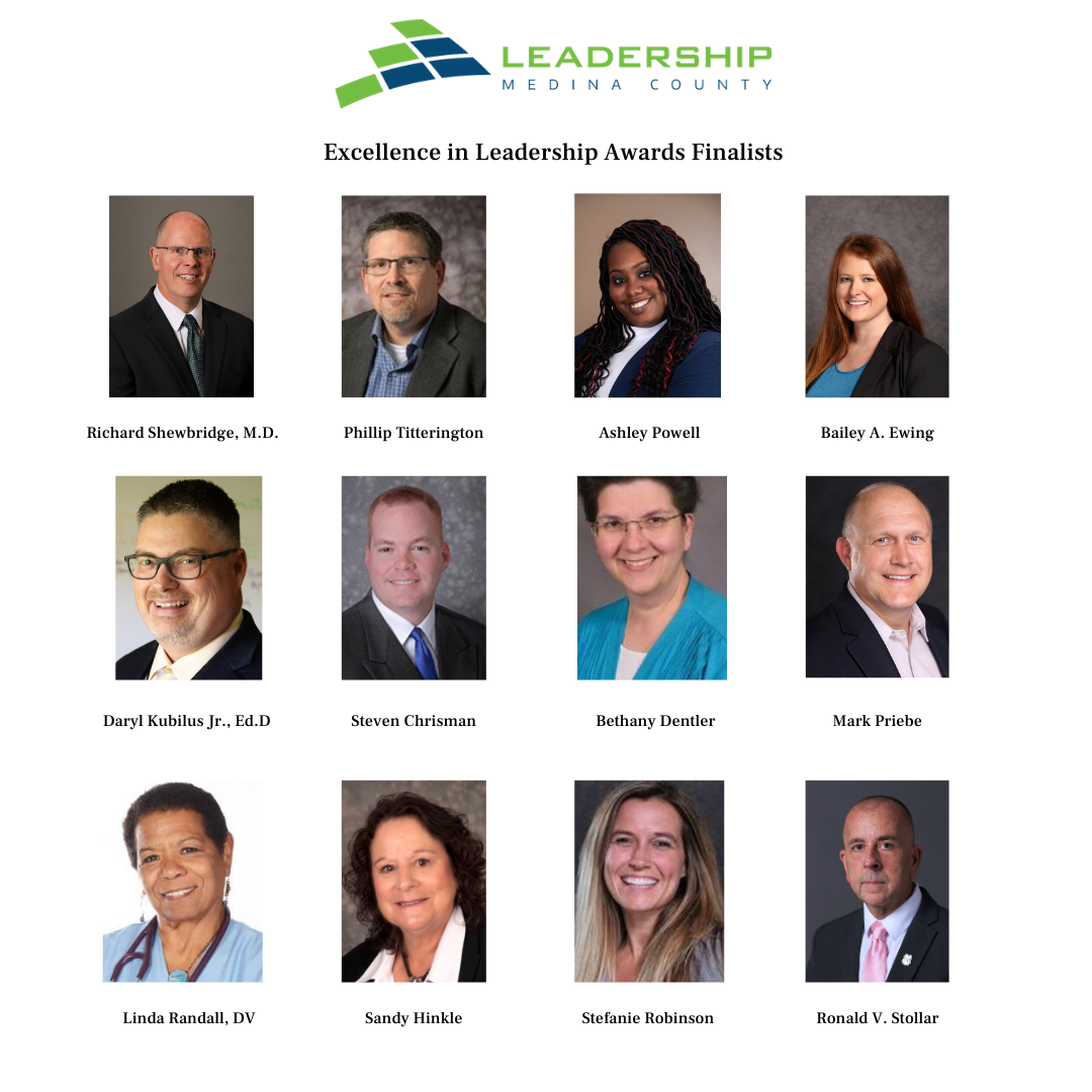 Excellence in Leadership Awards Finalists